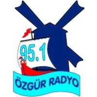 Logo of radio station özgür radyo