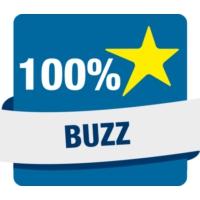 Logo of radio station Hit Radio BUZZ