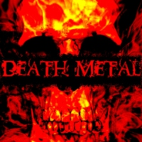Logo de la radio Death Metal!