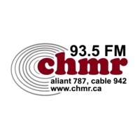 Logo of radio station CHMR-FM 93.5