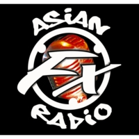 Logo de la radio Asian FX