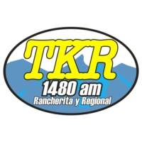 Logo of radio station LA TKR 1480 AM