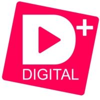 Logo of radio station DIGITAL +