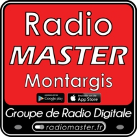 Logo of radio station Radio Master Montargis