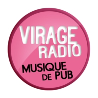 Logo of radio station Virage Radio Musique de Pub