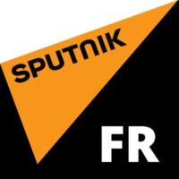 Logo of radio station Sputnik France