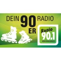 Logo of radio station Radio 90.1 – Dein 90er Radio