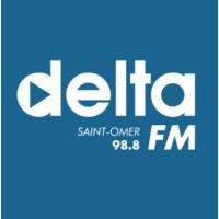 Logo de la radio Delta FM Saint Omer