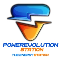 Logo of radio station POWEREVOLUTION STATION - THE ENERGY STATION