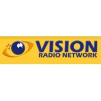 Logo of radio station Vision Radio Network