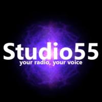 Logo of radio station STUDIO55