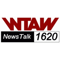 Logo of radio station NewsTalk 1620 & 94.5 WTAW