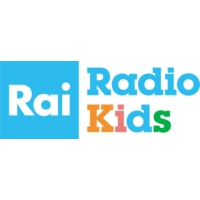 Logo of radio station Rai Radio Kids
