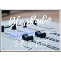 Logo of radio station BlessRadio