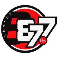 Logo de la radio B87FM