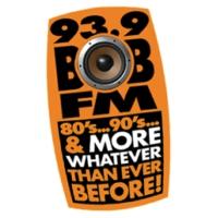 Logo of radio station CKKL BOB 93.9 FM