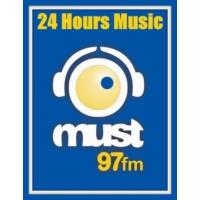 Logo of radio station Must FM 97