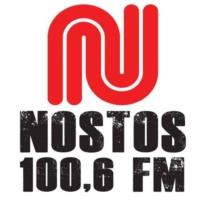 Logo de la radio Νόστος 100,6
