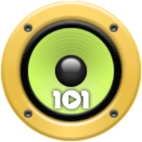 Logo of radio station 101.ru - Fresh