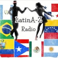 Logo of radio station LatinA - Z Radio