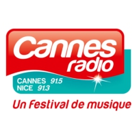 Logo of radio station Cannes Radio 91.5