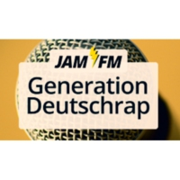 Logo of radio station JAM FM Generation Deutschrap