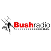 Logo of radio station Bush Radio 89.5