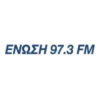 Logo of radio station Rádio Énosi 97,3 FM - Ράδιο Ένωση 97,3 FM