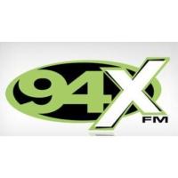 Logo of radio station 94X FM
