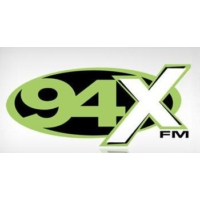 Logo of radio station 94X FM