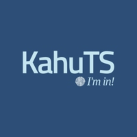 Logo of radio station KahuTS
