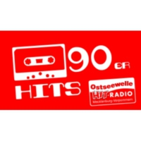 Logo of radio station Ostseewelle 90er Hits