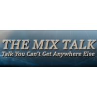 Logo de la radio The Mix Talk Radio