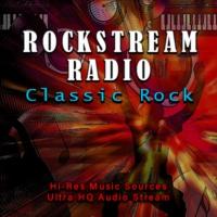 Logo of radio station Rockstream Radio