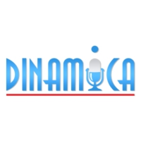 Logo de la radio Dinámica 92.9 FM Barquisimeto