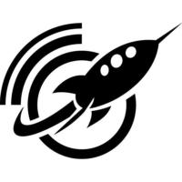 Logo de la radio Rocket 95.3 FM