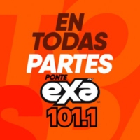 Logo of radio station Exa FM 101.1