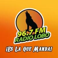 Logo de la radio XHY-FM Radio Lobo 96.7