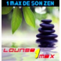 Logo de la radio Lounge1Max