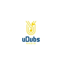 Logo of radio station uDubs Radio
