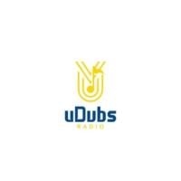 Logo of radio station uDubs Radio