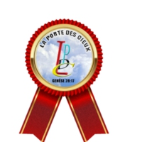Logo of radio station La Porte des Cieux Radio Live
