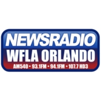 Logo of radio station WFLF 540 AM