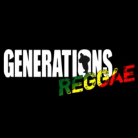 Logo of radio station Generations - Reggae
