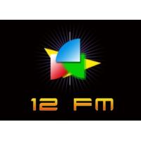 Logo de la radio 12 FM