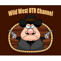 Logo of radio station Wild West OTR Channel