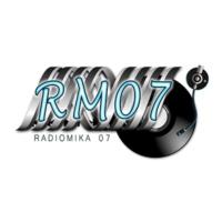 Logo of radio station R.M 07