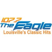 Logo of radio station WSFR The Eagle 107.7