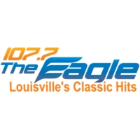 Logo of radio station WSFR The Eagle 107.7