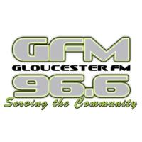 Logo of radio station GFM 96.6 FM